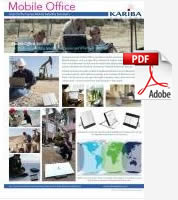 Kariba Systems Mobile Office Brochure