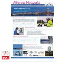 Kariba Systems Wireless Brochure-2013